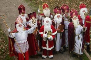 Nikolausparade in München