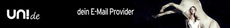 UNI.DE - dein E-Mail Provider